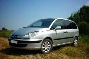 Тевриз Peugeot 807 2005