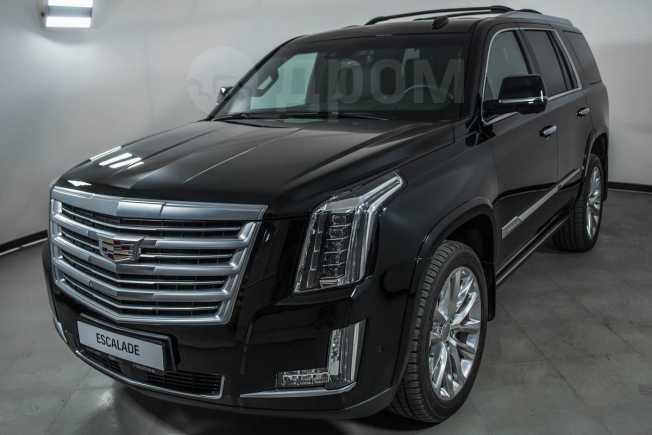 Cadillac Escalade, 2018 год, 7 885 225 руб.