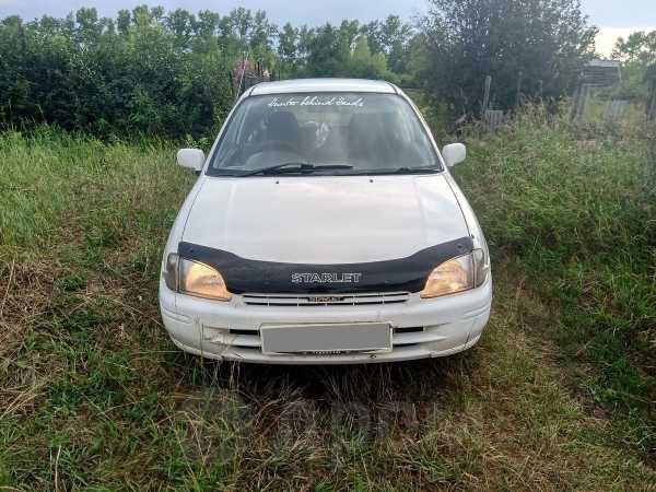 Toyota Starlet, 1997 год, 118 000 руб.