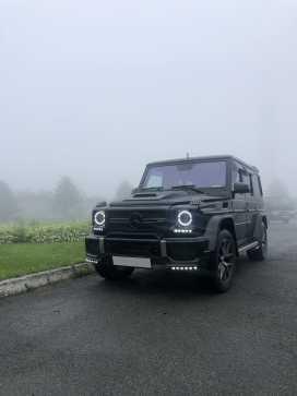 Владивосток G-Class 2008