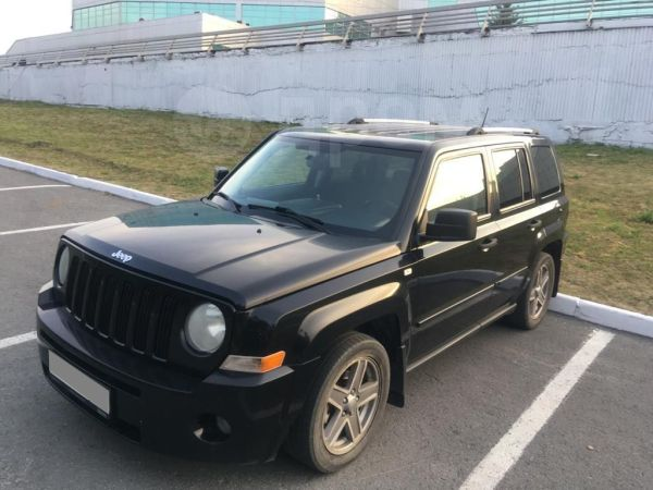 Jeep Liberty, 2007 год, 490 000 руб.