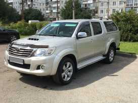 Омск Hilux Pick Up 2012