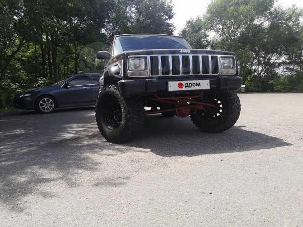 Jeep Cherokee, 2001 год, 985 000 руб.