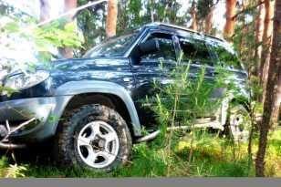 Тевриз УАЗ Патриот 2006