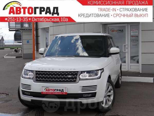 Land Rover Range Rover, 2015 год, 3 077 000 руб.