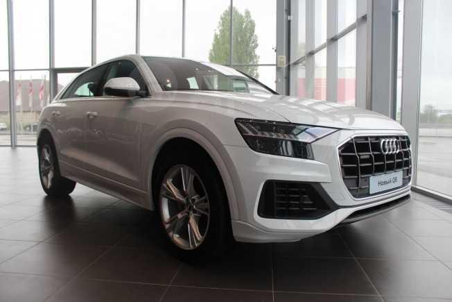 Audi Q8, 2019 год, 5 900 000 руб.