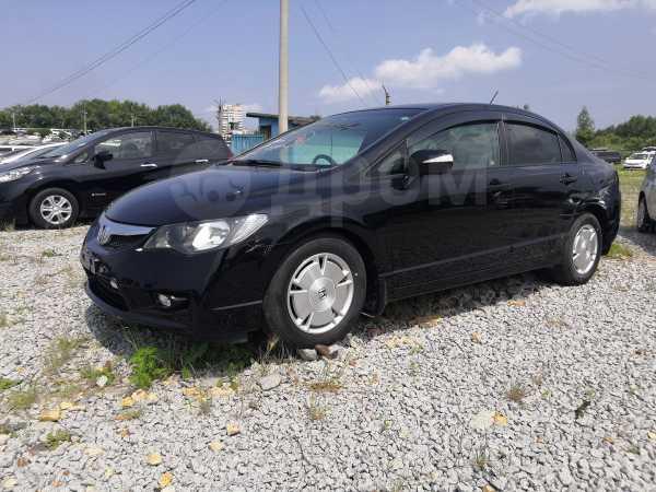 Honda Civic, 2009 год, 540 000 руб.