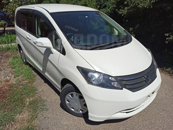 Honda Freed, 2010 год, 655 000 руб.