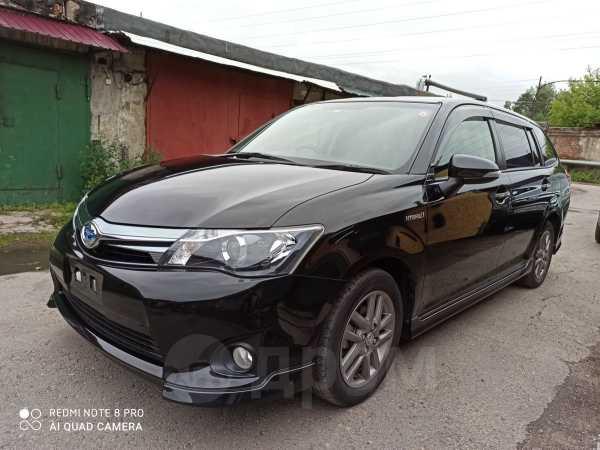 Toyota Corolla Fielder, 2014 год, 821 000 руб.