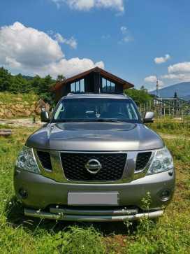 Сочи Nissan Patrol 2011