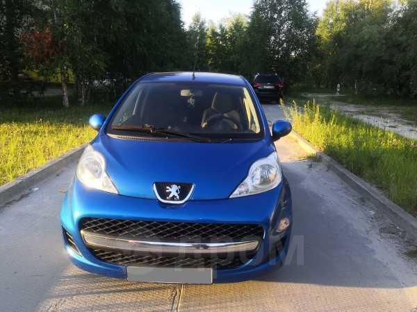 Peugeot 107, 2010 год, 350 000 руб.