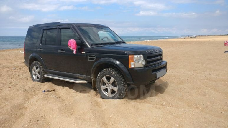Land Rover Discovery, 2008 год, 450 000 руб.