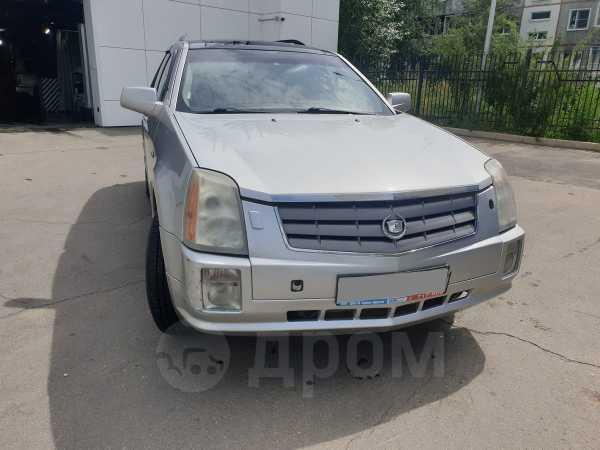 Cadillac SRX, 2004 год, 550 000 руб.