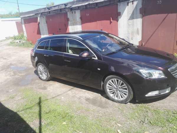 Opel Insignia, 2011 год, 480 000 руб.