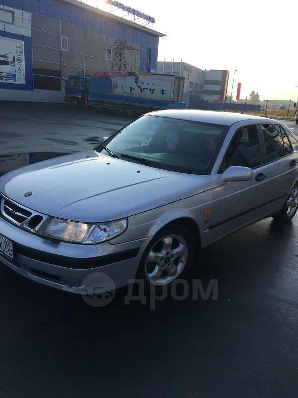 Saab 9-5, 1998 год, 270 000 руб.