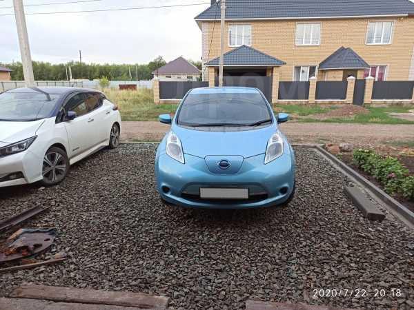 Nissan Leaf, 2016 год, 740 000 руб.