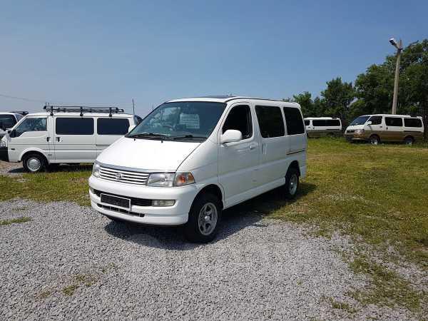 Toyota Hiace Regius, 1998 год, 598 000 руб.