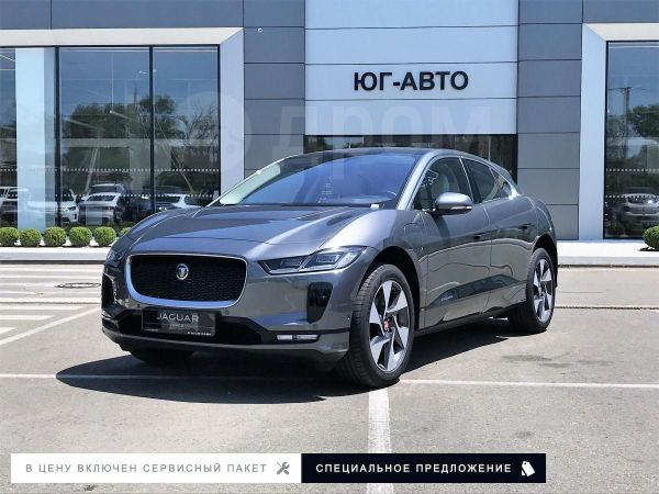 Jaguar I-Pace, 2019 год, 7 078 000 руб.
