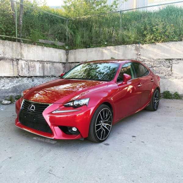Lexus IS300h, 2016 год, 1 795 000 руб.