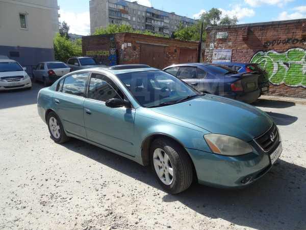 Nissan Altima, 2003 год, 295 000 руб.