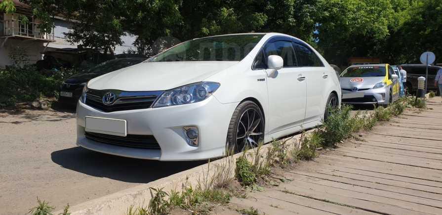 Toyota Sai, 2010 год, 950 000 руб.