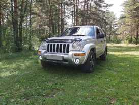 Новосибирск Cherokee 2003