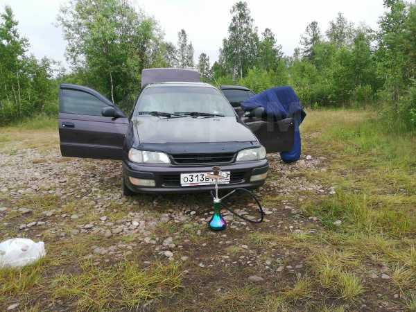 Toyota Carina E, 1993 год, 230 000 руб.