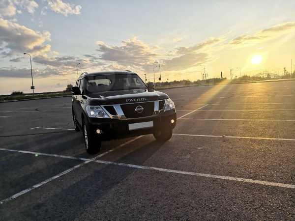 Nissan Patrol, 2012 год, 1 560 000 руб.
