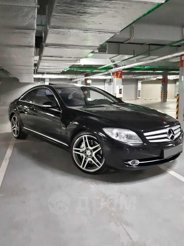 Mercedes-Benz CL-Class, 2007 год, 1 300 000 руб.