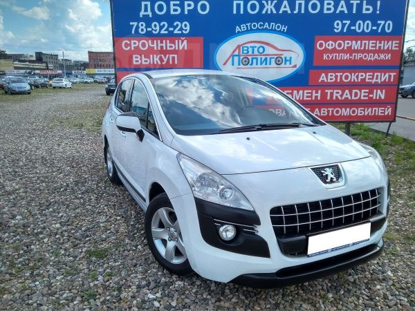 Peugeot 3008, 2012 год, 545 000 руб.