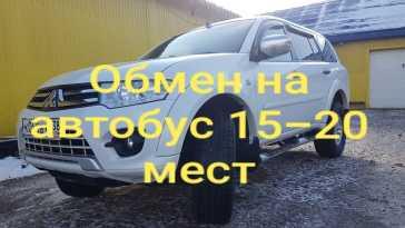 Усть-Кут Pajero Sport 2014