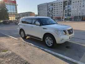 Курган Nissan Patrol 2013