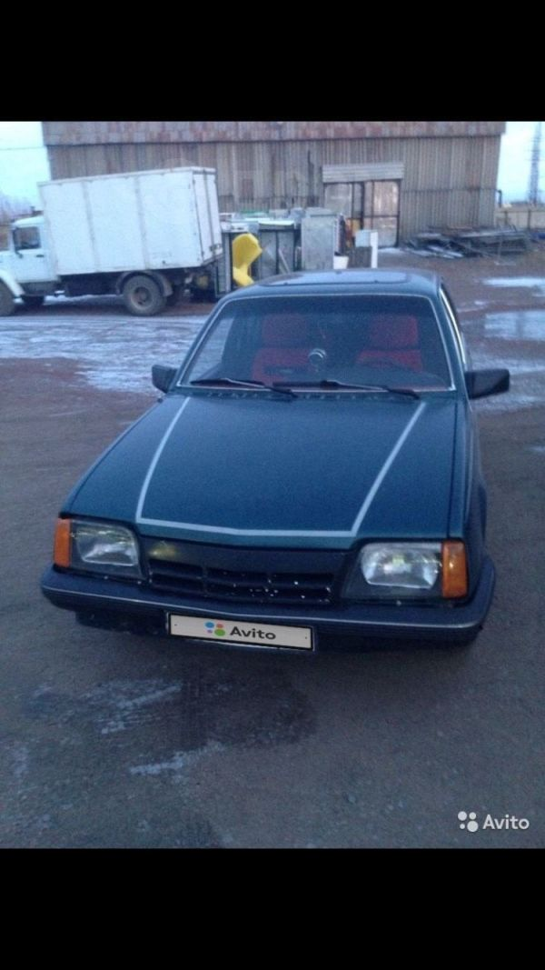 Opel Ascona, 1983 год, 50 000 руб.