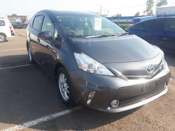Toyota Prius a, 2015 год, 930 000 руб.