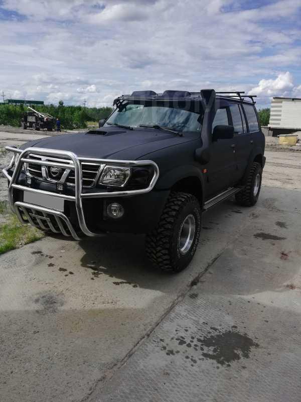 Nissan Patrol, 2004 год, 750 000 руб.