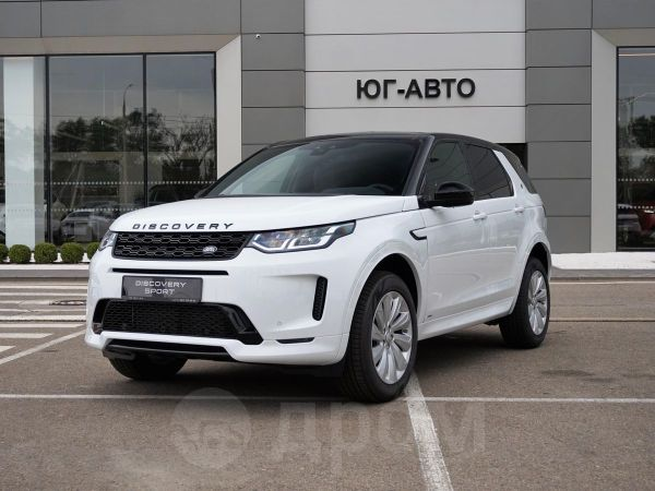 Land Rover Discovery Sport, 2019 год, 3 751 000 руб.