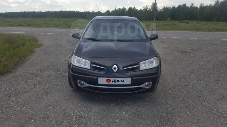 Renault Megane, 2008 год, 329 000 руб.