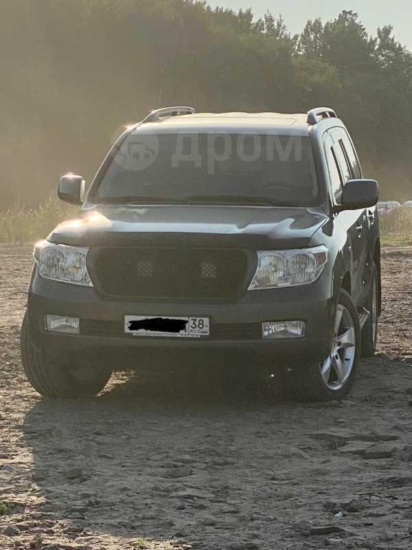 Toyota Land Cruiser, 2008 год, 1 870 000 руб.