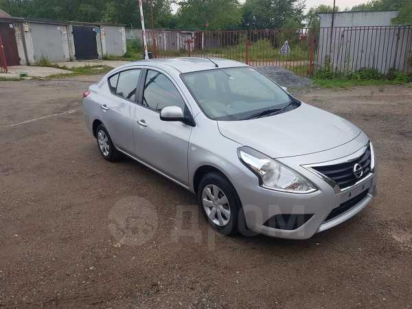 Nissan Latio, 2015 год, 475 000 руб.