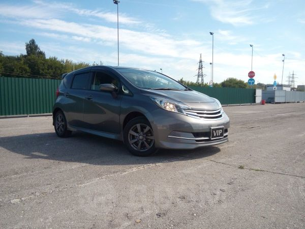 Nissan Note, 2015 год, 655 000 руб.