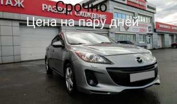 Братск Mazda Mazda3 2012