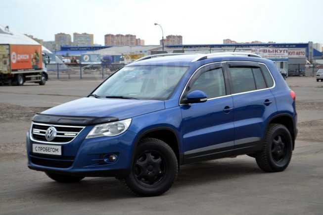 Volkswagen Tiguan, 2008 год, 545 000 руб.