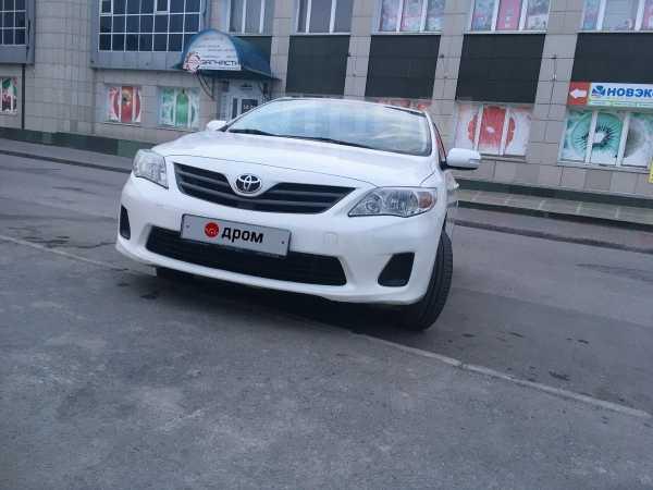 Toyota Corolla, 2012 год, 697 000 руб.