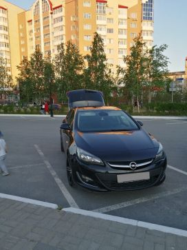 Нефтеюганск Astra 2013