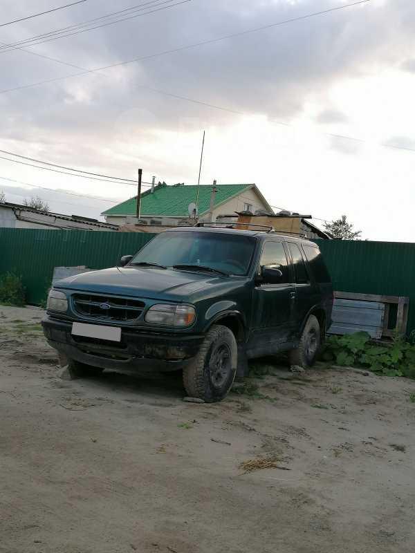 Ford Explorer, 1995 год, 129 000 руб.