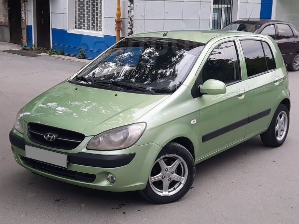 Hyundai Getz, 2008 год, 270 000 руб.
