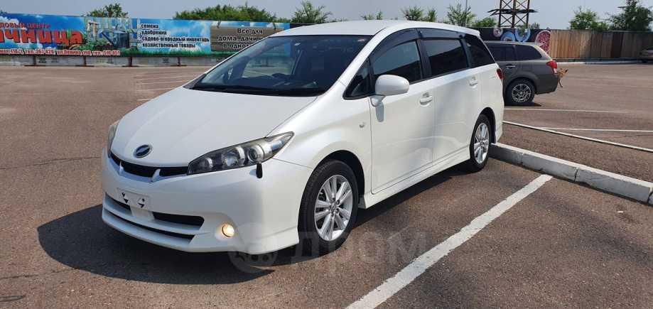 Toyota Wish, 2009 год, 830 000 руб.