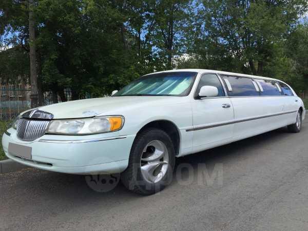 Lincoln Town Car, 1999 год, 290 000 руб.