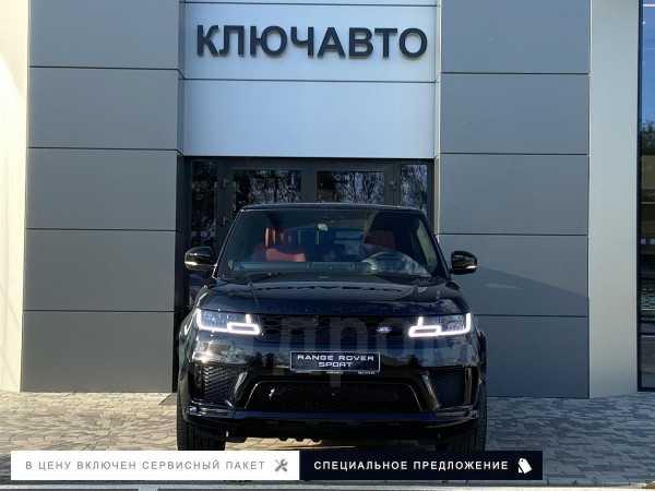Land Rover Range Rover Sport, 2019 год, 10 027 000 руб.