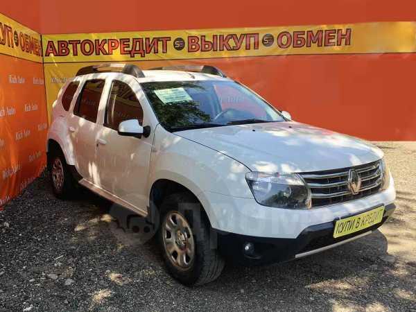 Renault Duster, 2014 год, 593 000 руб.